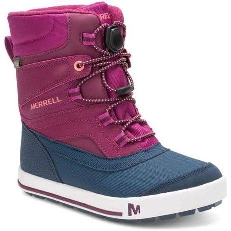 Ботинки для девочки Merrell размер 33