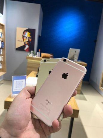 Б/У iPhone 6s 16GB/32GB/64GB | iPeople | Обмін | Кредит | Гарантія