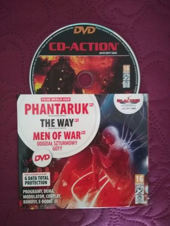 Phantaruk, The Way, Men of War: Odział Szturmowy