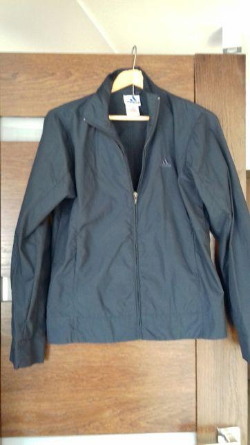Bluza kurtka adidas granatowa roz. 36 38 L jak nowa