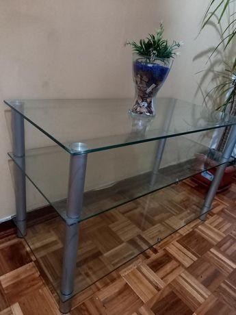 Móvel para tv de vidro