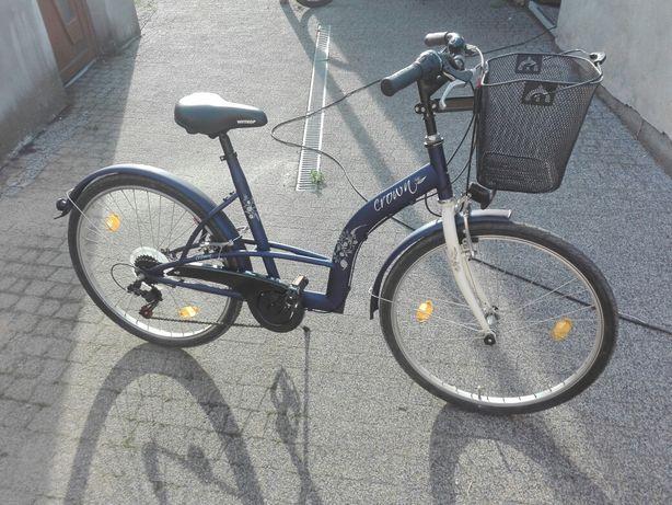 Rower miejski crown kola 26 cali