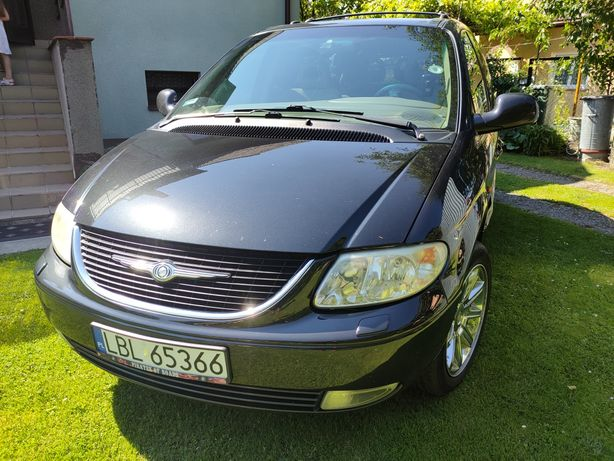 Chrysler Grand Voyager AWD 3.3