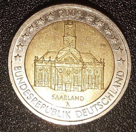 Moeda 2 Euros - Alemanha (2009)
