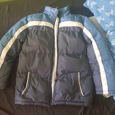 Ciepła zimowa kurtka dla chłopca wysyłka za 1 zł do 4.12