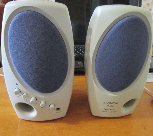 Колонки G-sound Система 2.0 G-sound PS-2025
