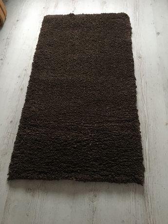 Dywanik brązowy 150x80 cm