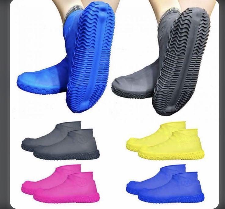 Силиконовые чехлы бахилы для обуви от дождя и грязи размер S 34-38 Винница - изображение 1
