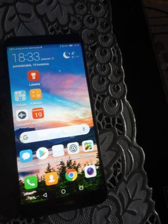 Huawei Y6 2018 (czarny)