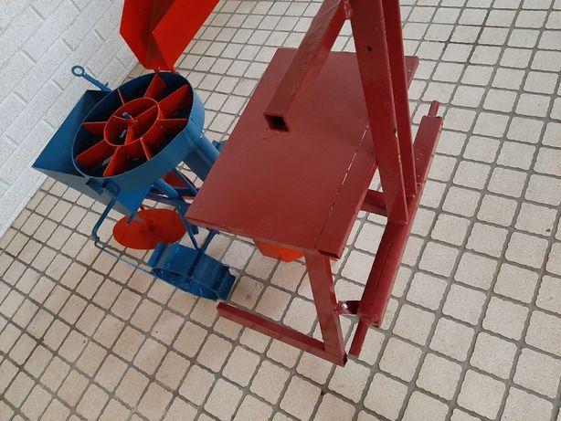 semeador de milho p motoenxada/motocultivador/moto4/trator