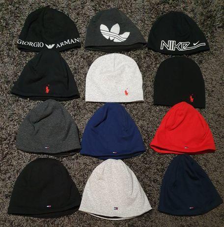 Czapka zimowa Ralph Lauren, Adidas, Giorgio Armani, Nike, TH