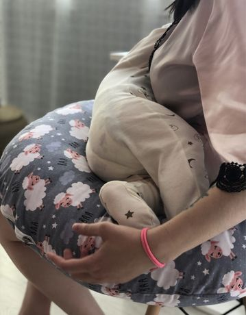 2в1 Подушка для кормления.Подушка для беременных
