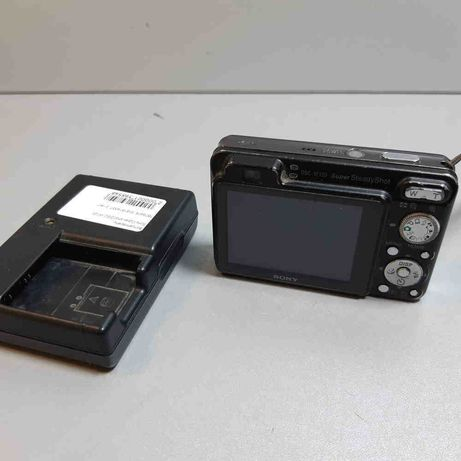 Фотоаппарат Sony Cyber-shot DSC-W120
