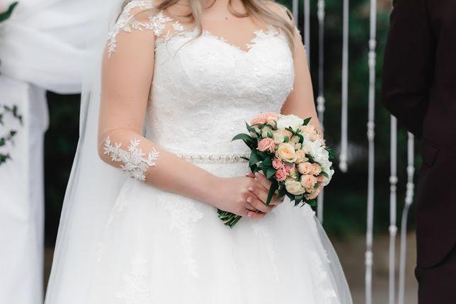 Свадебное платье Донецк 8900руб