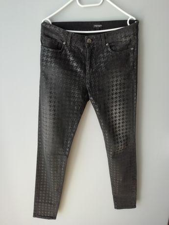 Spodnie rurki damskie L