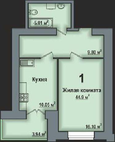 ул.Героев Сталинграда, Новый дом