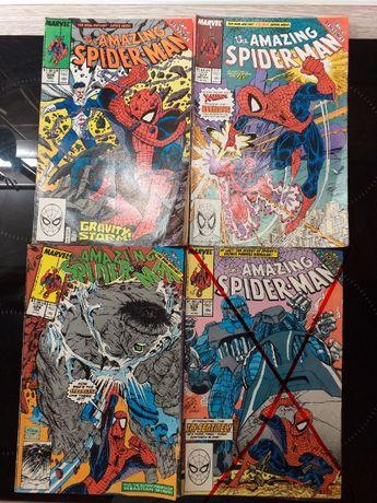 Marvel Amazing Spider -Man KOMIKS 3 zeszyty