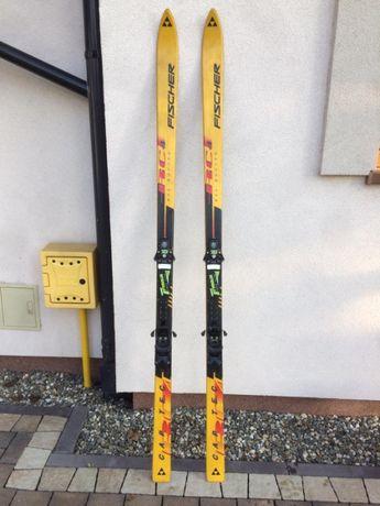 Narty Fisher RC4 180cm + więzadła Tyrolia 740