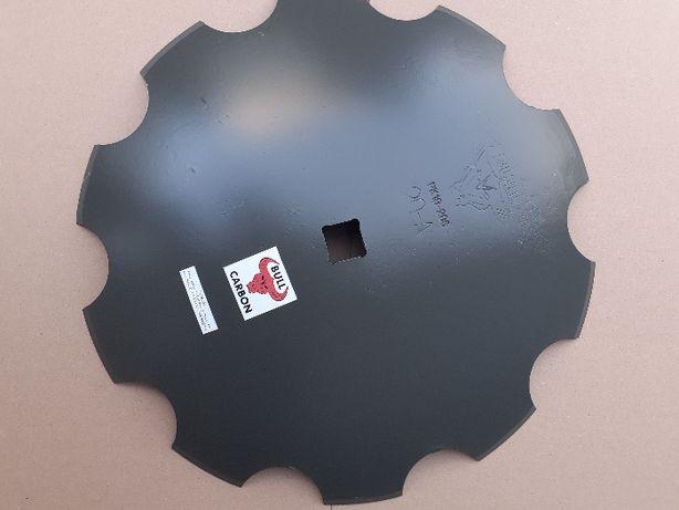 talerz do talerzówki 510mm brony talerzowej 51cm zębaty uzębiony
