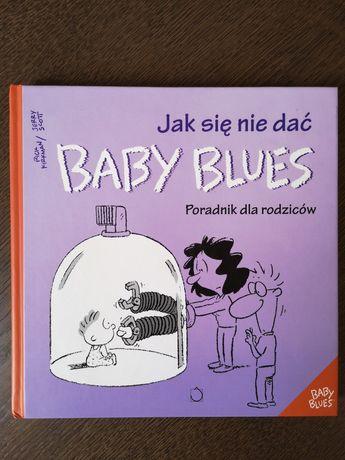 Książka, poradnik Jak się nie dać baby blues