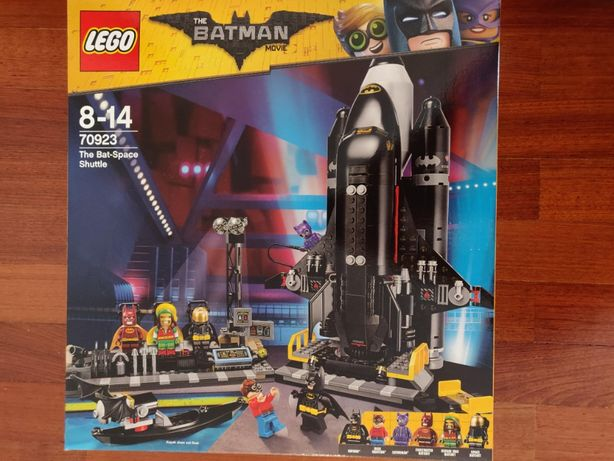 Lego Batman 70923 Bat-Space Shuttle 76052 Batcave