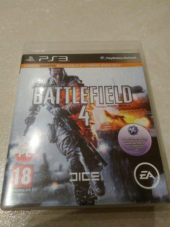 Battlefield 4 PL PS3