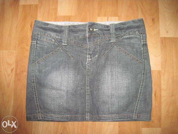 spódnica mini jeans 146