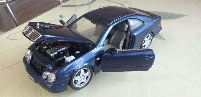 модель 1:18 Anson Mercedes Benz CLK AMG