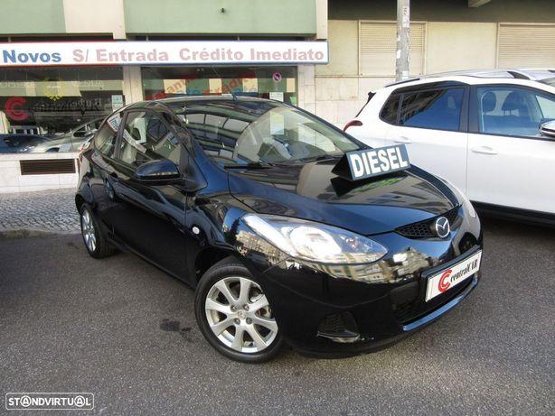 Mazda 2 Diesel 1.4 MZ-CD Exclusive 119€/Mês*