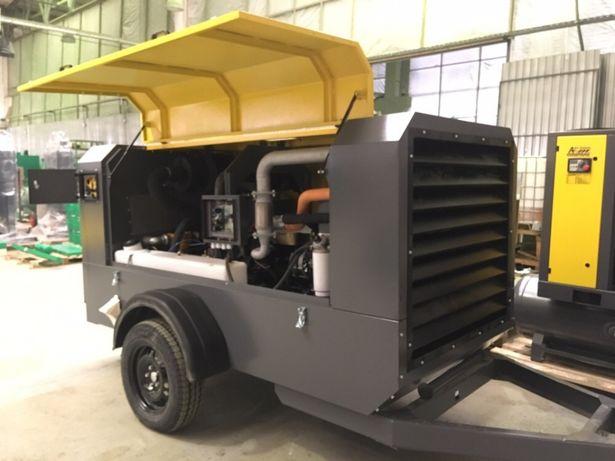 Компрессор дизельный DACS 10м3/мин 10 бар передвижной