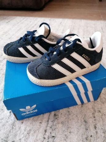 Buty dziecięce - adidas gazelle r. 21