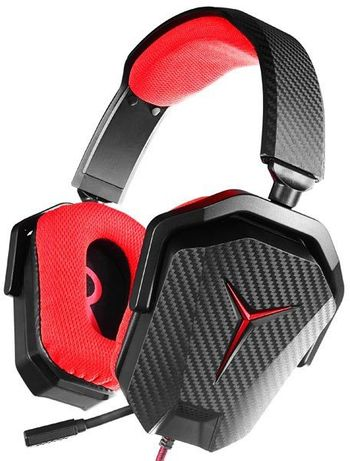 Навушники Lenovo Y Gaming Stereo Black-Red