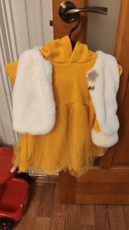 Костюм ,платье,можно как новогодний костюм