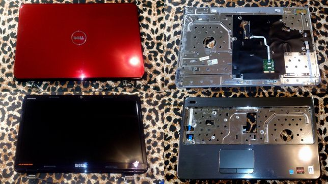 Ноутбук Dell Inspiron M5010 запчасти/матрица/плата/корпус/клавиатура