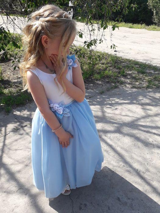 Платье 6 - 8лет девочка Вольногорск - изображение 1