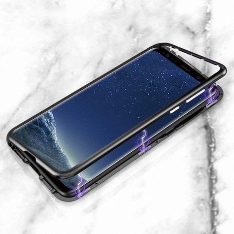 Etui do telefonu Magnetyczne dla Samsung Galaxy S8, S9. S8+, S9+Iphone
