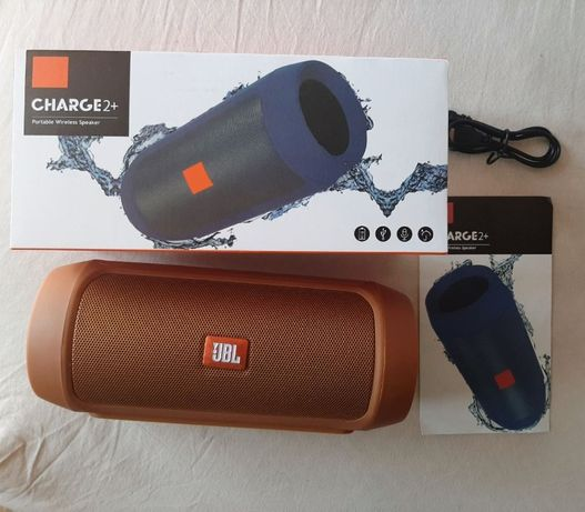 JBL Charge 2+ портативная bluetooth колонка с Power bank