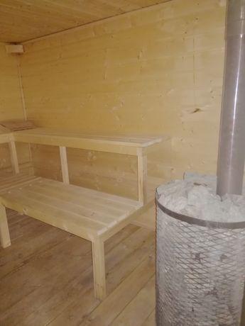 sauna  do wynajęcia