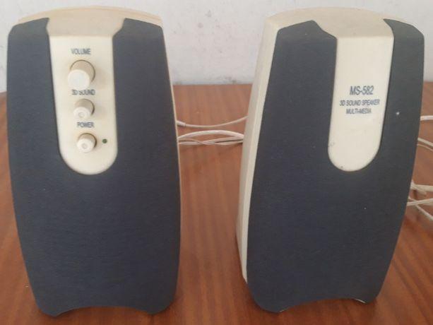 Colunas Computador MS - 582