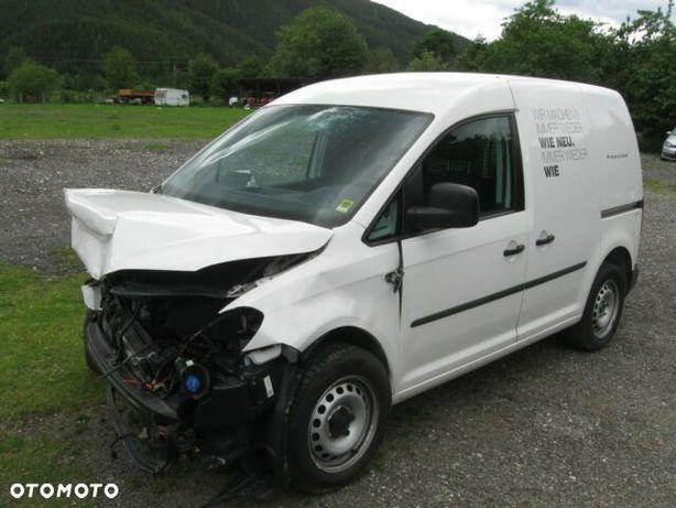 Volkswagen Caddy  Uszkodzony, 2.0 Tdi, Dwustronne Drzwi