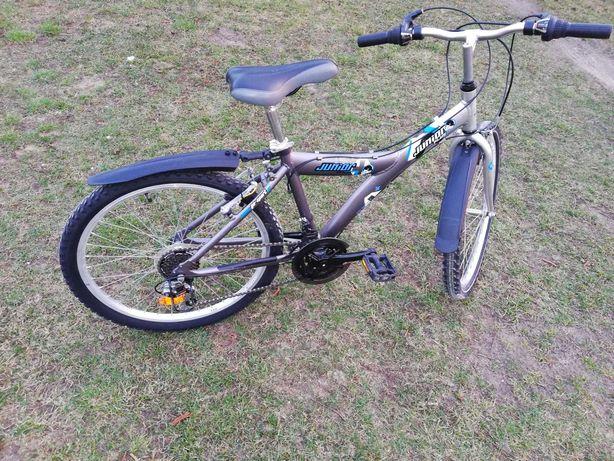 Młodzieżowy Rower górski  Go Sport Junior plus 24