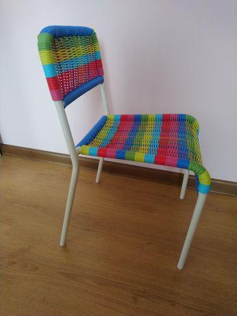 Krzesełko Ikea Fargglad stan bdb