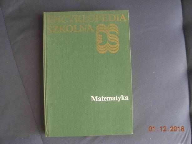 Encyklopedia Szkolna - Matematyka stan jak nowy