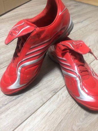 Сороконожки футзалки для футбола adidas р.43 (9,5 us, 9uk) 26,8см