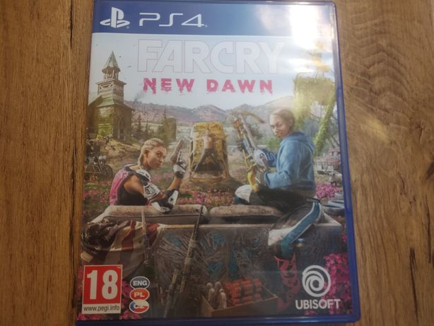 Far cry new down ps4
