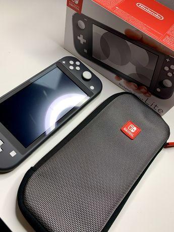 Konsola Nintendo Switch Lite Gray