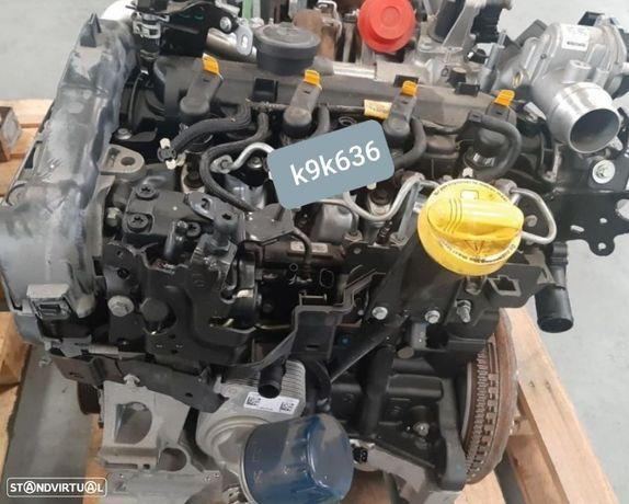 Motor NISSAN JUKE NISSAN QASHQAI 1.5Dci 110Cv Ref.K9KA636 K9k636