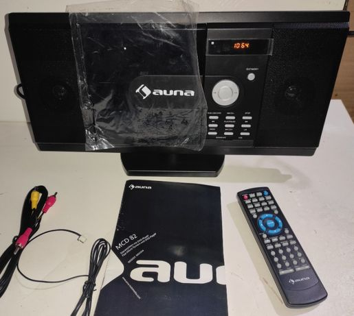 Вертикальная стереосистема MCD-82 BT,DVD / CD Bluetooth USB / SD FM HD
