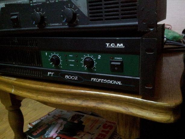 Усилитель мощности Т.С.М. РТ8002 pro