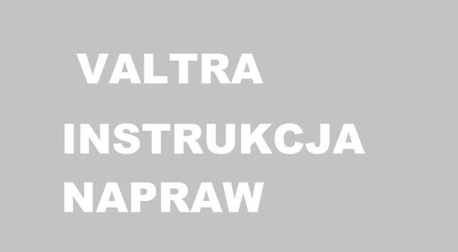 Ciągnik Valtra instrukcja napraw po Polsku! seria n82h, n141LS